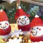 <東京>クリスマスアフタヌーンティー2015@シャングリ・ラホテル東京 ザ・ロビーラウンジ