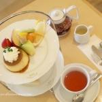 <町田>フルーツたっぷりカジュアルに食べられるアフタヌーンティー@京橋千疋屋小田急町田店