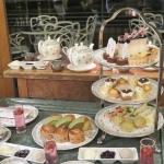 <目白>見て食べて香って楽しむ桜イブニングキュートティー@椿山荘 ル・ジャルダン