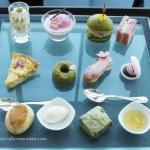 <汐留>お皿の上で春を感じてお花見を楽しむ桜アフタヌーンティー@コンラッド東京トゥエンティエイト