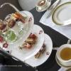 <六本木>テーブルの上で春を楽しむ桜のアフタヌーンティー@リッツカールトン東京