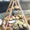 <東京>イタリアの伝統菓子などを使ったイタリアンアフタヌーンティー@シャングリ・ラホテル東京[ピャチェーレ]