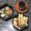 <目黒>雅叙園 レストラン「カナデテラス」で桜アフタヌーンティーのレポート