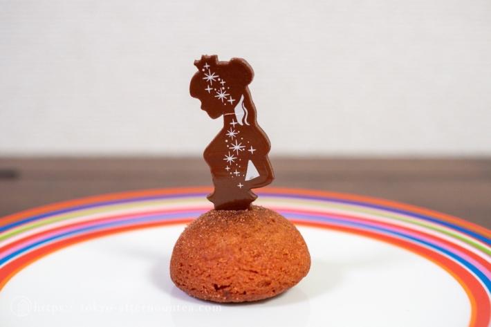ルビーチョコレートガナッシュケーキ(ANAインターコンチネンタル東京のストロベリーアフタヌーンティーテイクアウト)