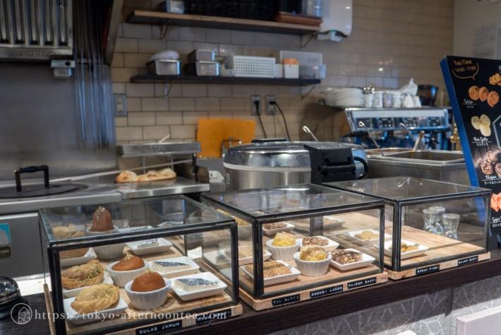 ムンバイ インド料理レストラン アフタヌーンティー