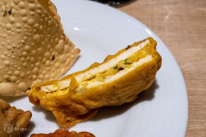 バニールバコラ(インド料理ムンバイ四ツ谷店 アフタヌーンティー)