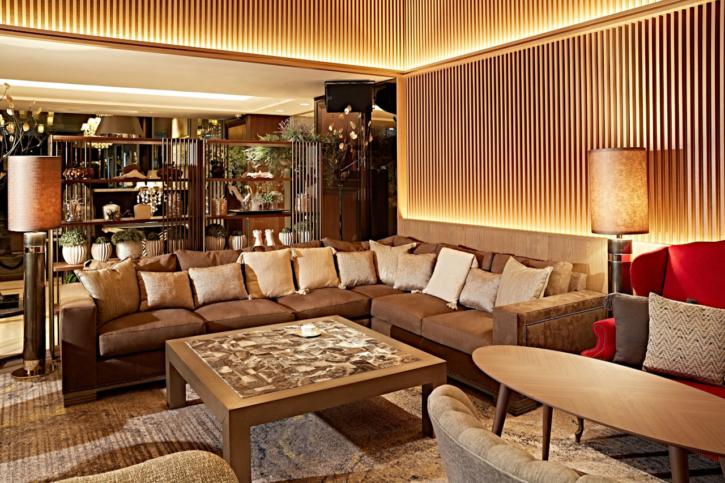 ホテル インターコンチネンタル 東京ベイ ハドソンラウンジ