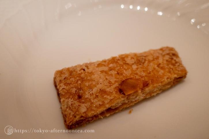 焼き菓子(ロイヤルクリスタルカフェのハイティーセット)