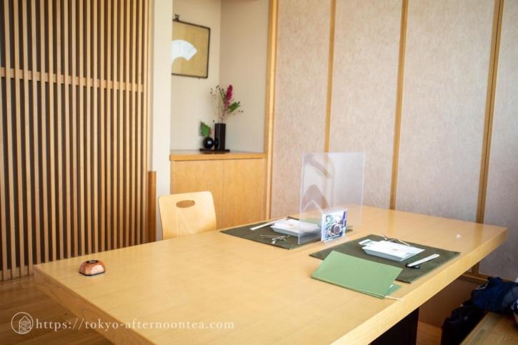 たん熊北店 二子玉川店の個室