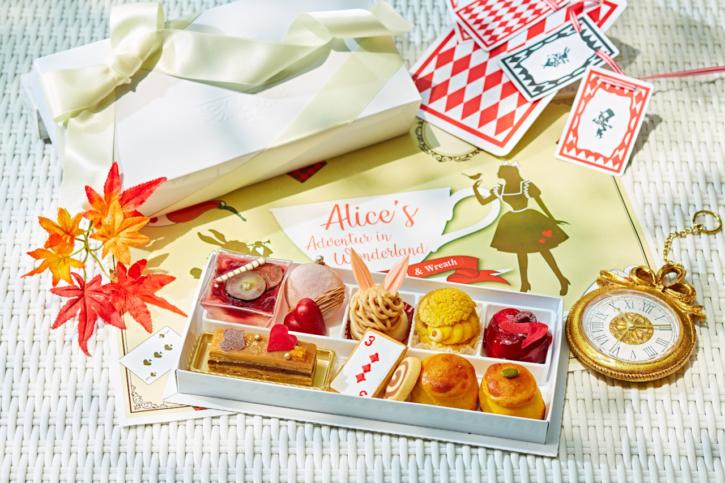VINO BUONOのアフタヌーンティー~Alice's Autumn Party~