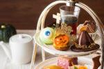 【2020年10月1日~】撮りたくなるようなかわいい「ハロウィンアフタヌーンティー 」が横浜ベイホテル東急で登場!