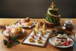 【2020年12月1日~】モダンでユニークなクリスマスのアフタヌーンティーがアンダーズ東京から登場!