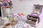 【2020年10月19日~】Dalmatian × purple のクルエラのジュエリーボックスをコンセプトにしたアフタヌーンティーGinger Garden AOYAMAからスタート!