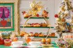 【2020年11月13日~】クリスマスツリー風スタンドで味わうパンづくしのアフタヌーンティーがヒルトン東京でスタート!