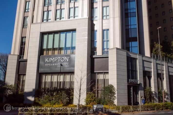 キンプトン新宿東京ホテル