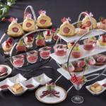 ホテルオークラ東京ベイのアフタヌーンティーイベント「The Strawberry Experience ~至福のいちご時間~」