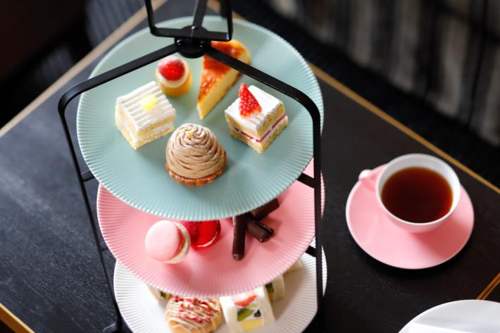 ホテルニューオータニ(東京)の宿泊プラン「Tea Time Stay ~あまおう~」