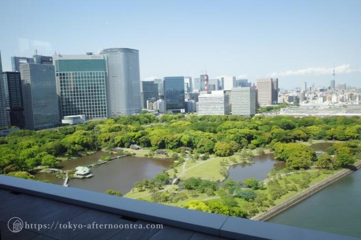 メズム東京オートグラフ コレクションホテルのバー&ラウンジ「ウィスク」