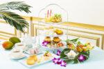 【2021年6月15日~】マンゴーやパイナップルバナナなどの旬のフルーツを贅沢に使用した「トロピカルフルーツのアフタヌーンティーセット」がThe Place Tokyoで登場!