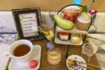 【2021年8月4日~】東急スクエアB1Fの「横浜スパゲティ&カフェ」から旬の桃とメロンたっぷりのアフタヌーンティセットが登場!
